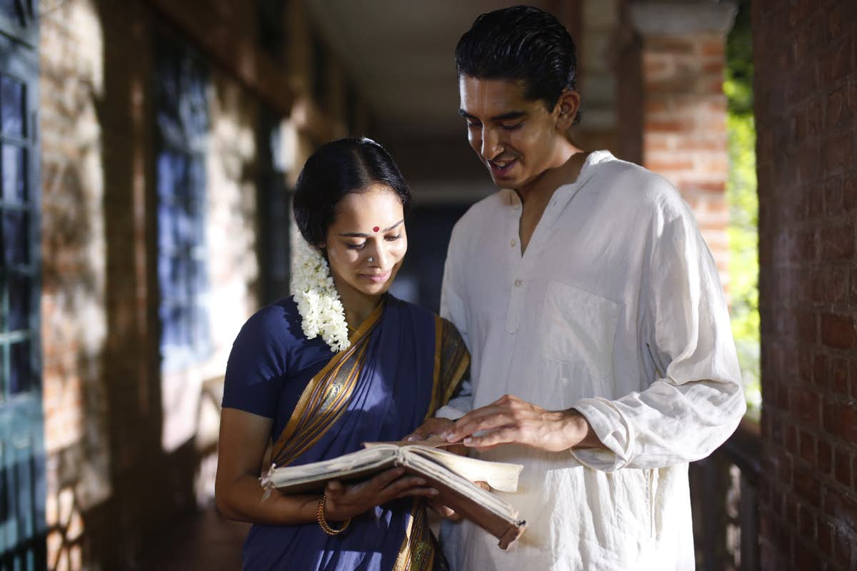 Ramanujan and His Wife