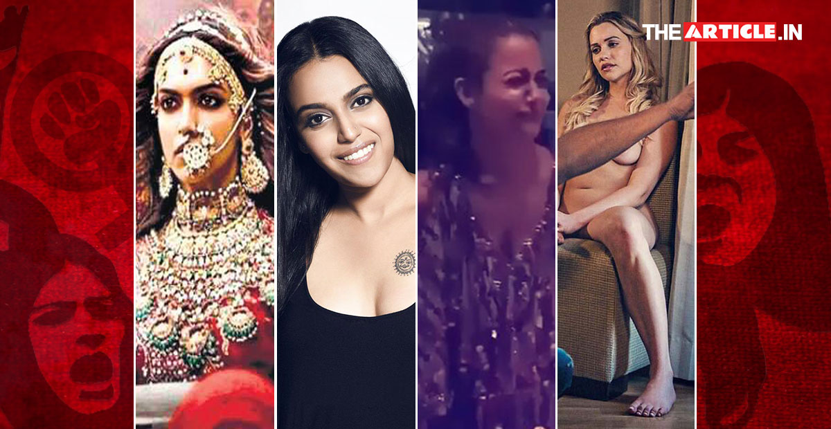 Feminism - Swara Bhaskar, Deepika Padukon, Amrita Arora, Mia Malkova