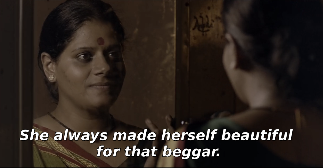 Sacred Games_Gaytonde Mother