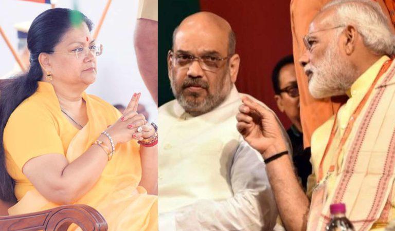 क्या मोदी-शाह राजस्थान में ओम माथुर के जरिये 'प्लान-बी' पर काम कर रहे हैं?