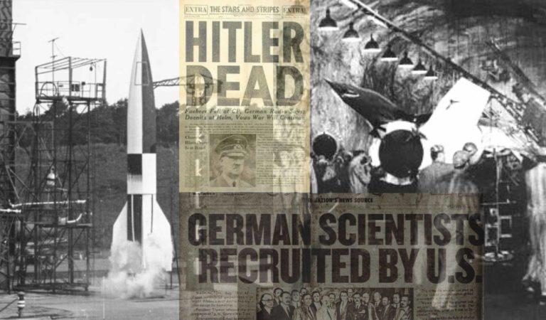 पीनेमुंडे: हिटलर की रॉकेट प्रयोगशाला जिसके बलबूते आज अमरीकन भौकाली कायम है!