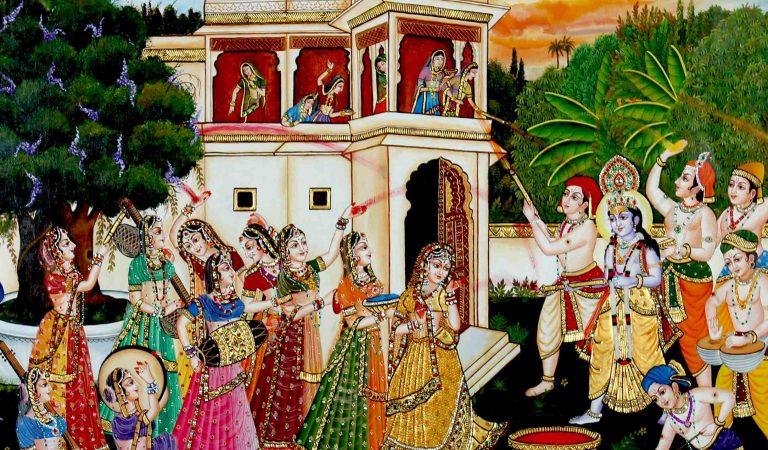 निर्गुण-सगुण भक्ति संवेदना के साथ ही कामदेव को पूजने से जुड़ी है होली